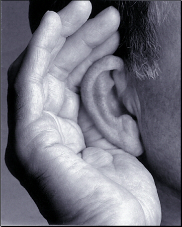 deaf or hearing impaired