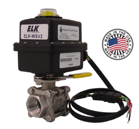 ELK WSV2 Shut Off Valve